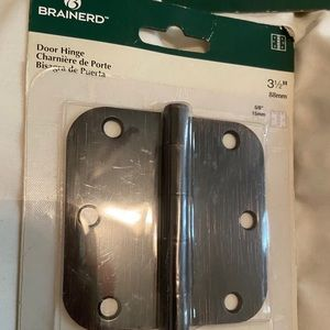 "3 Brainerd DOOR HINGES 3 1/2"" 88MM Bronze"